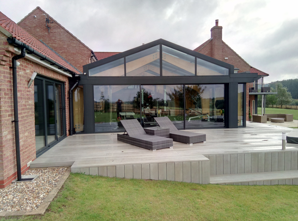 Building and construction in North and East Yorkshire